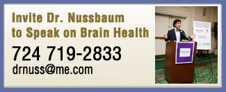 Invite Dr. Nussbaum to Speak