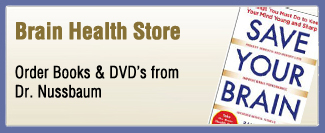 Order Brain Health Products