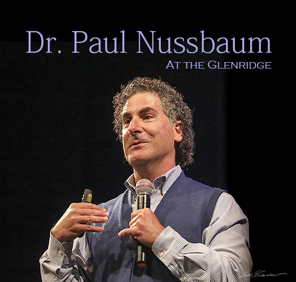 Dr. Paul Nussbaum Brain Healh Tour